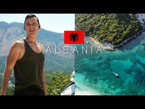 Travel ALBANIA 2020 - INSANE!!! Ksamil, Saranda and Blue Eye
