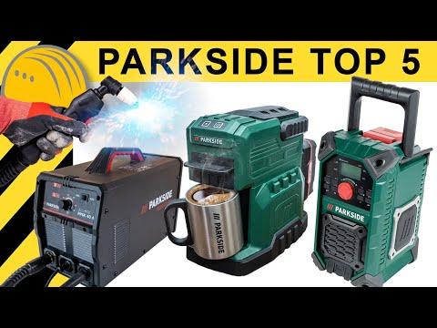 TOP 5 PARKSIDE NEUHEITEN - Plasmaschneider mit Kompressor, DAB Radio, Akkus... | WERKZEUG NEWS 168