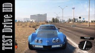Chevrolet Corvette C3 | Perf Spec - The Crew - Test Drive Gameplay (PC HD) [1080p]