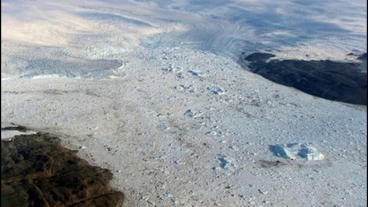Gletser yang Paling Cepat Menyusut, Tumbuh Lagi, Kabar Baik atau Buruk?