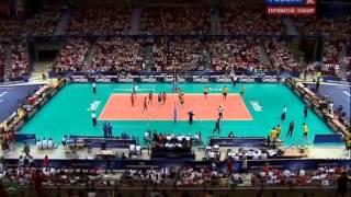 Волейбол.Мировая лига 2011.Финал.Бразилия-Россия