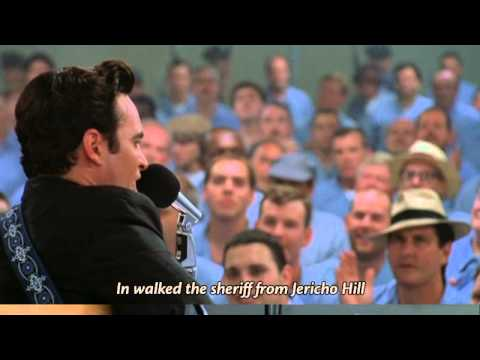 Walk The Line - Joaquin Phoenix : Cocaine Blues Forsom Prision HD