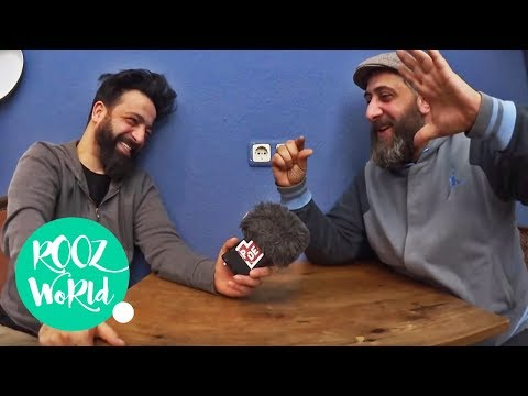 "Gzuz & Veysel in ""4 Blocks"", Kunst vs. Kommerz & ""NGKMR"": Kida Ramadan im Interview | RoozWorld"