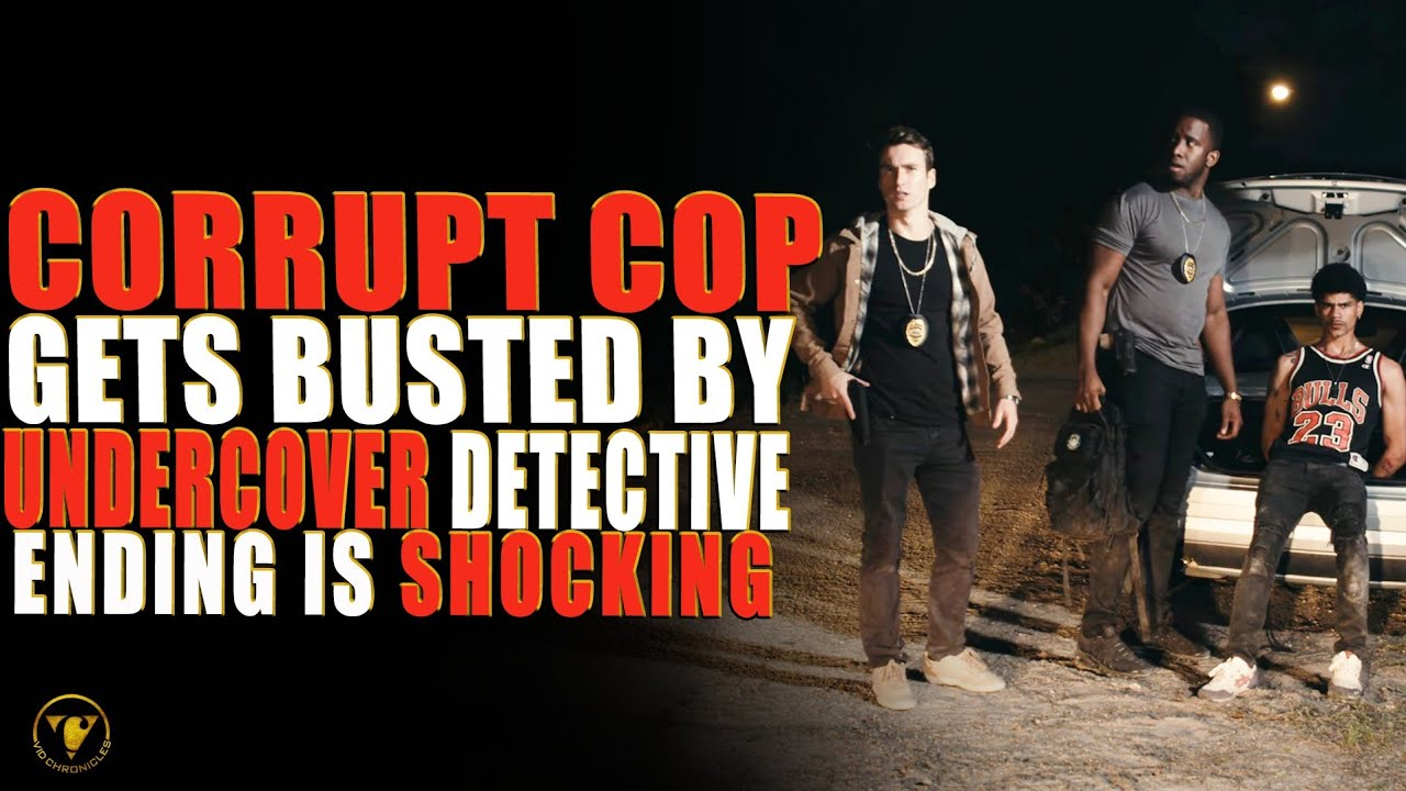 Download Corrupt Cop Gets Busted By Undercover Detective, Ending Is Shocking.