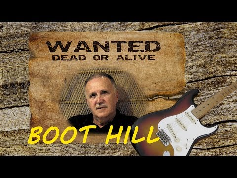 Boot Hill  - Guitar Cover