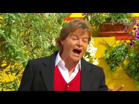 """""""Ich hab über Nacht italienisch  studiert"""" Rudy Giovannini"""
