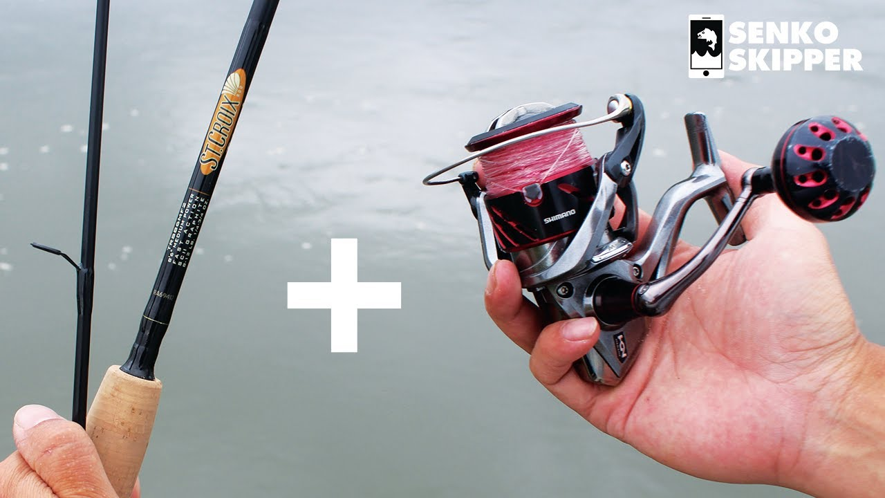 What To Look For When Buying a Fishing Rod and Reel. - YouTube