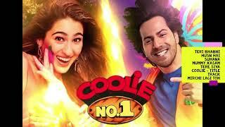 Coolie No 1 Songs Jukebox  Varun Dhawan with Sara Ali Khan