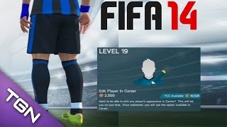 FIFA 14 | EDIT PLAYERS | CAREER MODE TIPS #2