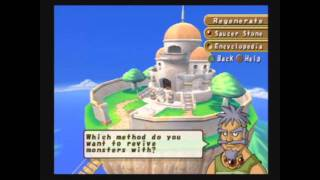 Let's Play Monster Rancher 3, 1 - Starting the game