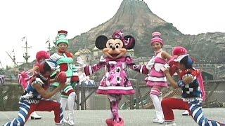 ドラマティック・ディズニーシー2004 スタイル!(4カメ編集・ミニーかぶりつき)