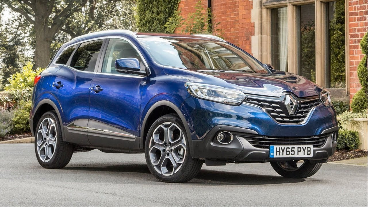 renault kadjar 2018 car review youtube. Black Bedroom Furniture Sets. Home Design Ideas