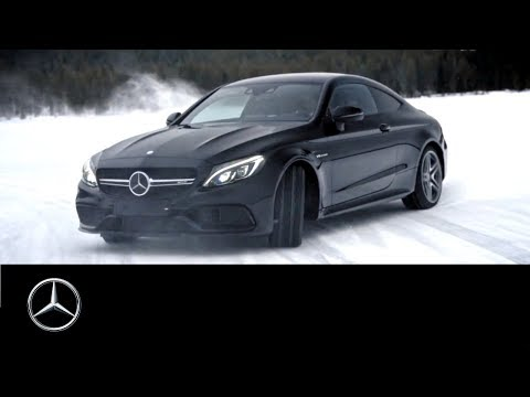 Mercedes-Benz Project CARS 2: Ice Training with Nic Hamilton