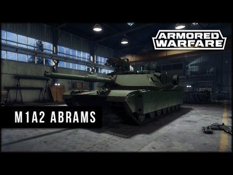 Armored Warfare: M1A2
