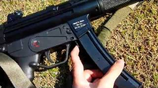 マルイ製 エアコッキング MP5A3