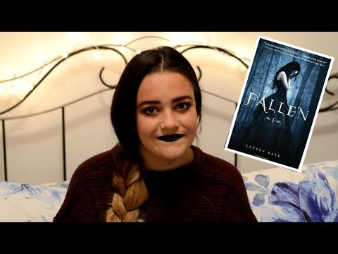 WHY YOU SHOULD READ FALLEN BY LAUREN KATE L Review