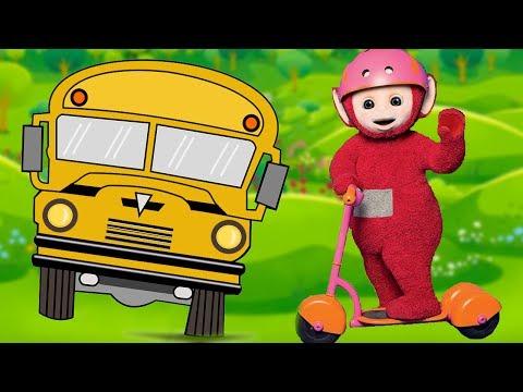 LIVE | Learn Nursery Rhymes with Teletubbies | Tubby Custard train goes Splat | Nursery Rhymes