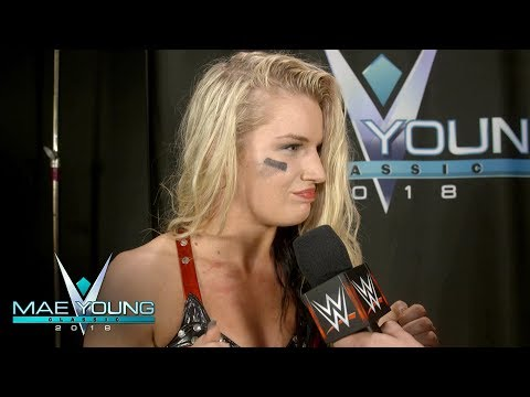 Toni Storm feels the pressure of the Mae Young Classic Semifinals: WWE Exclusive, Oct. 17, 2018