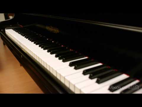 Used Chickering Grand Piano For Sale - Living Pianos - Robert Estrin