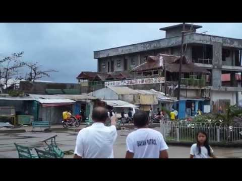 Coron/Busuanga - The day after Typhoon Yolanda