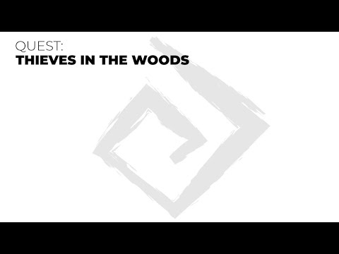 Thieves in the Woods | Black Desert PS4 Quest Guide