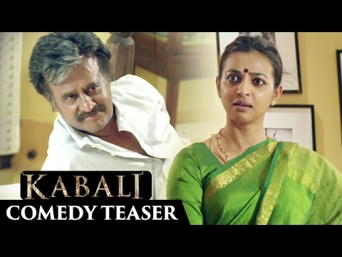 Kabali Tamil Movie Comedy Teaser |...