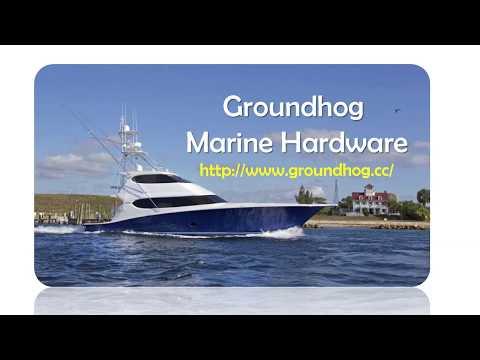 Supply marine hardware/boat accessory/Groundhog Marine Hardware