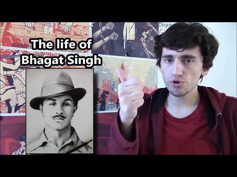 Bhagat Singh : Indian communist hero