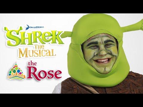 Shrek The Musical: Makeup Time-Lapse
