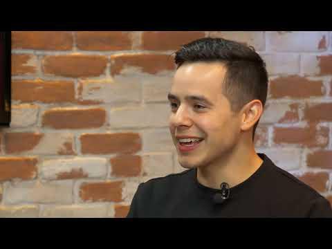 3 Questions with Bob Evans: Utahn musician David Archuleta