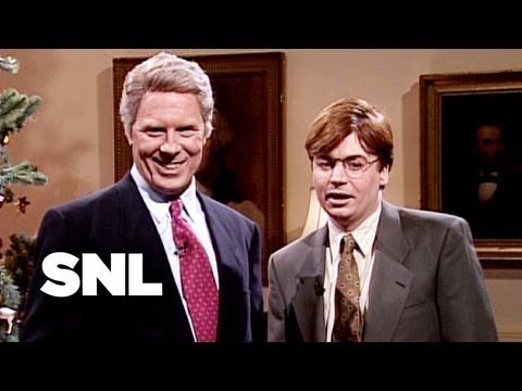Cold Opening: Bill and Hillary on The Middle Class - Saturday Night Live