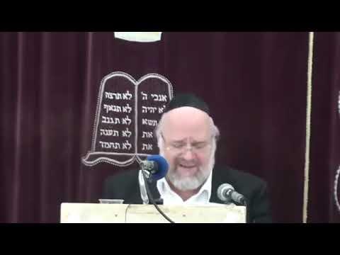 הרב ברוך רוזנבלום   פרשת שופטים ה׳תשע״ט