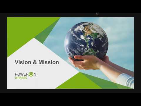 Power On Xpress 2017 Overview, of Saving The Planet and Creating A Free Online Income Opportunity.