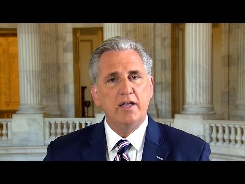 Rep. McCarthy on GOP plan to replace Obamacare