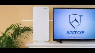 Antop Flat Panel Smartpass Amplified outdoor/indoor HDTV