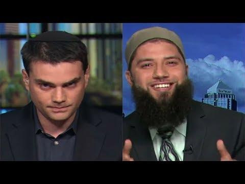 Ben Shapiro vs Activista Musulman: La Jihad de Linda SARSOUR.-