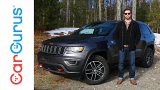 2017 Jeep Grand Cherokee | CarGurus Test Drive Review