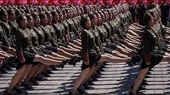 Staatsjubiläum in Nordkorea: Große Feier, leise Töne