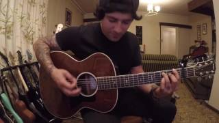 The Amity Affliction All Fucked Up Acoustic Guitar Cover