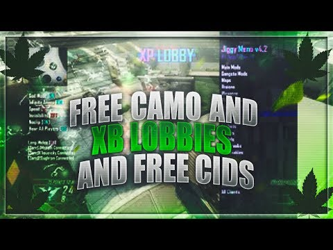 [PS3] BO2 MODDED LOBBIES AND XP AND CAMOS AND FREE MODDED ACCOUNTS WITH GHOST CAMO