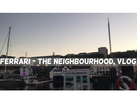 ferrari - the neighbourhood// vlog