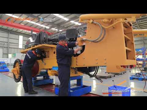 Shandong Haitui Heavy Industry Machinery Co.,Ltd Compamy Vedio Introduce.