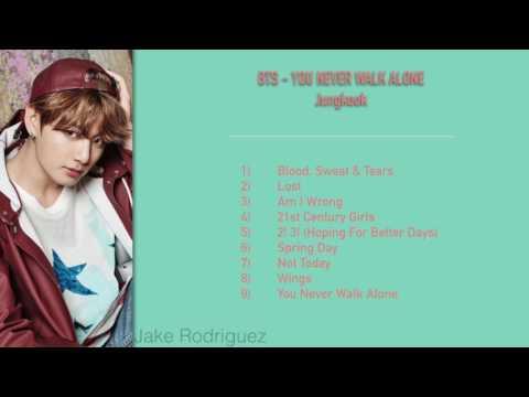 방탄소년단 BTS - You Never Walk Alone - Jungkook Cut