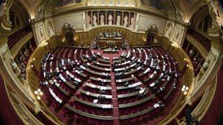 مجلس الشيوخ الفرنسي يقر مشروع قانون