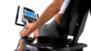 Sole Fitness LCR Light Commercial Recumbent Bike New 2013 Model Review