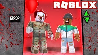ROBLOX SCARY ELEVATOR
