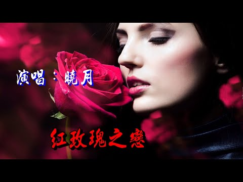 紅玫瑰之戀  曉月 [紅紅的玫瑰是我對你的真愛] (好聽)