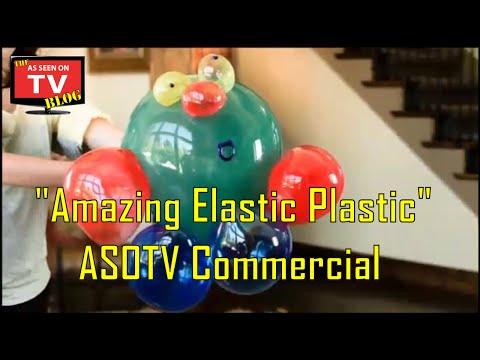 Amazing Elastic Plastic As Seen On TV Commercial Buy Amazing Elastic Plastic As Seen On TV Balloons