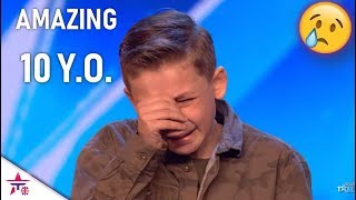 Autistic Boy Was T๐ld He Couldn´t Make IT...Watch How It Turns Out!   Got Talent