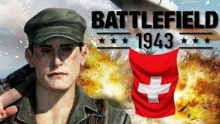 Retour de Suisse sur Battlefield 1943 et en avion s